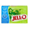 Jell-O Lime Jelly Powder Light, Gelatin Mix