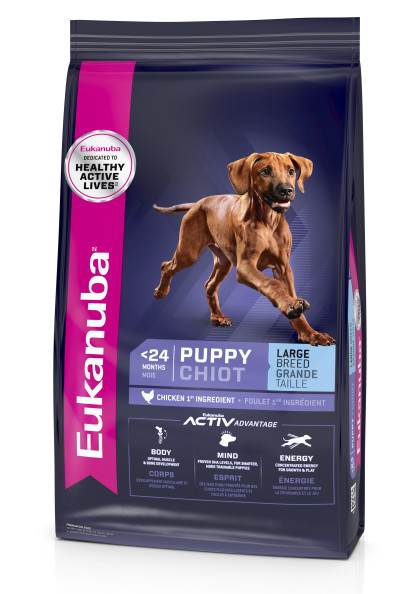 Eukanuba Puppy Puppy Large Breed Dry Dog Food