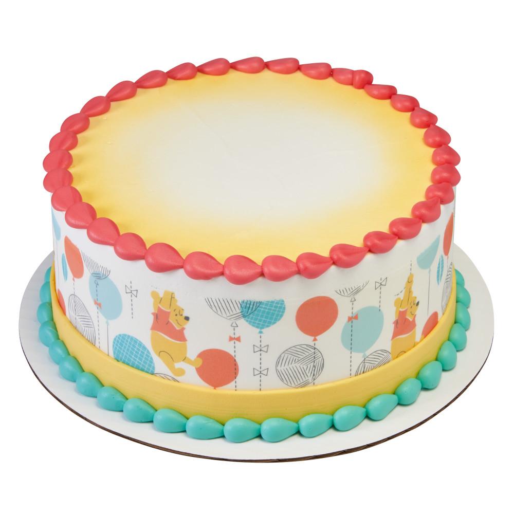 Disney Baby Winnie the Pooh 1st Birthday