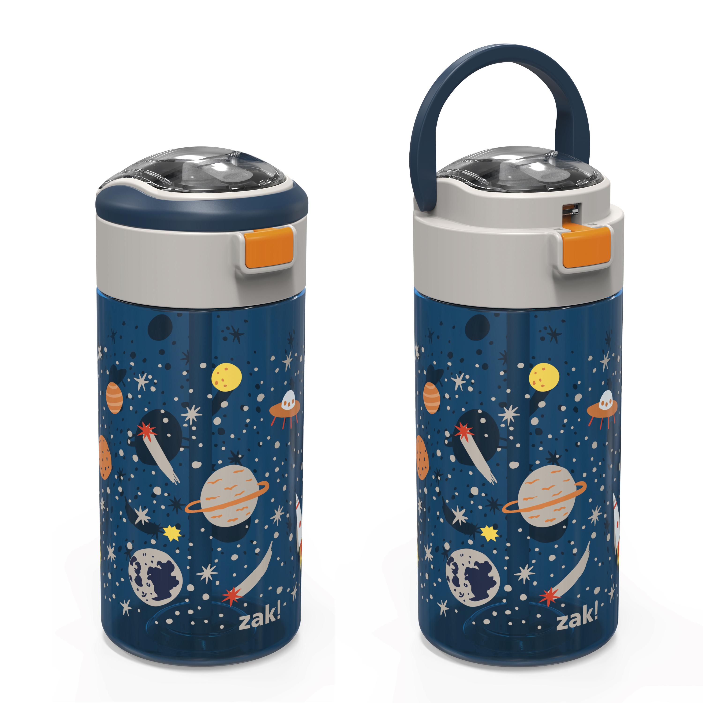 Genesis 18 ounce Water Bottles, Space, 2-piece set slideshow image 6