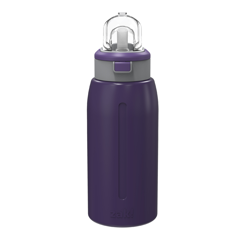 Genesis 32 ounce Stainless Steel Water Bottles, Viola slideshow image 5