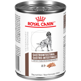 Canine Gastrointestinal Low Fat Canned Dog Food