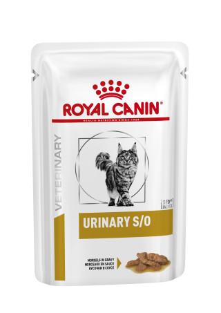 Feline Urinary S/O Morsels (in gravy)