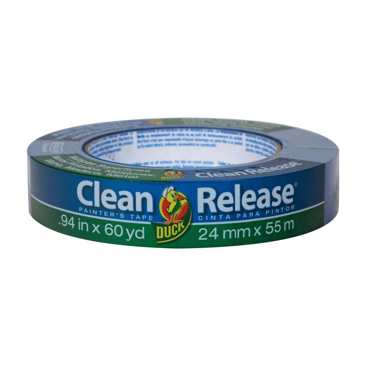 Clean Release® Painter's Tape - Blue, .94 in. x 60 yd. Image