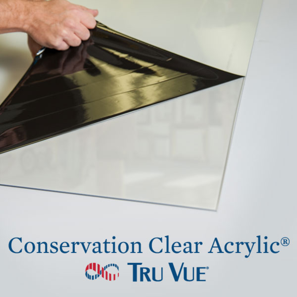 Tru Vue Conservation Clear Acrylic 40