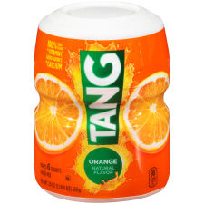 Tang Orange Powdered Drink Mix 20 oz Jar