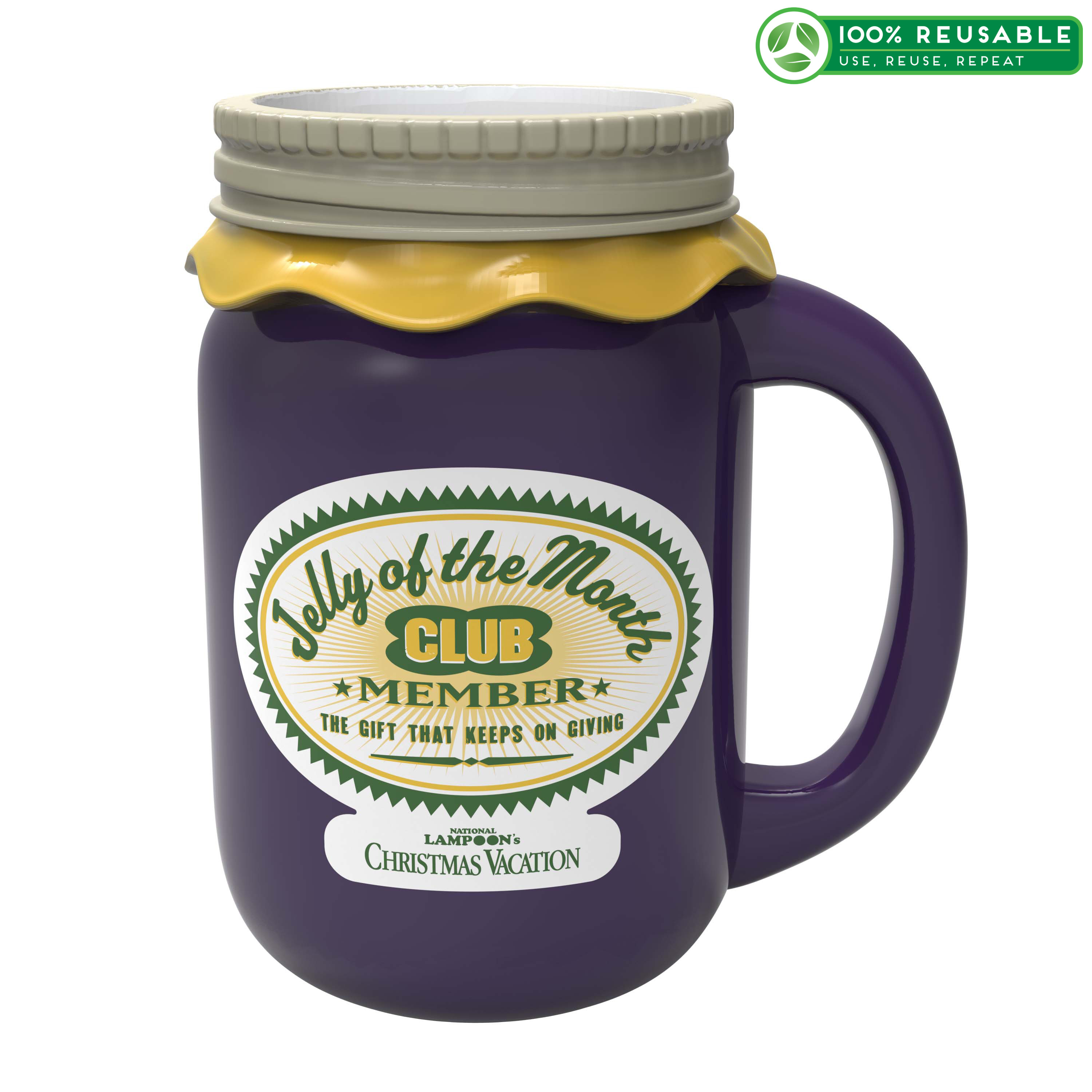 National Lampoon 10 ounce Coffee Mug, Jelly of the Month Club slideshow image 1