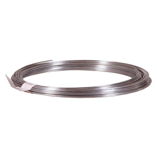 Hillman Galvanized Solid Wire #14 100ft