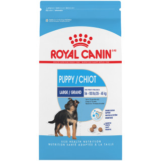 Large Puppy Dry Dog Food