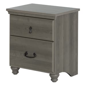 Noble - 2-Drawer Nightstand
