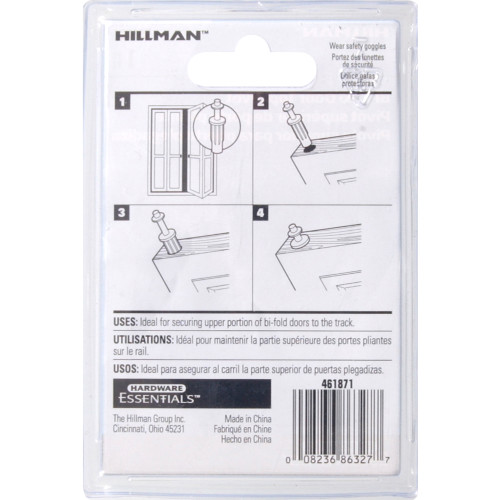 Hardware Essentials BI-Fold Door Top Pivot