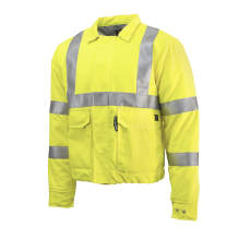 Neese High Visibility FR Jacket with FR InsulAir Quilted Lining