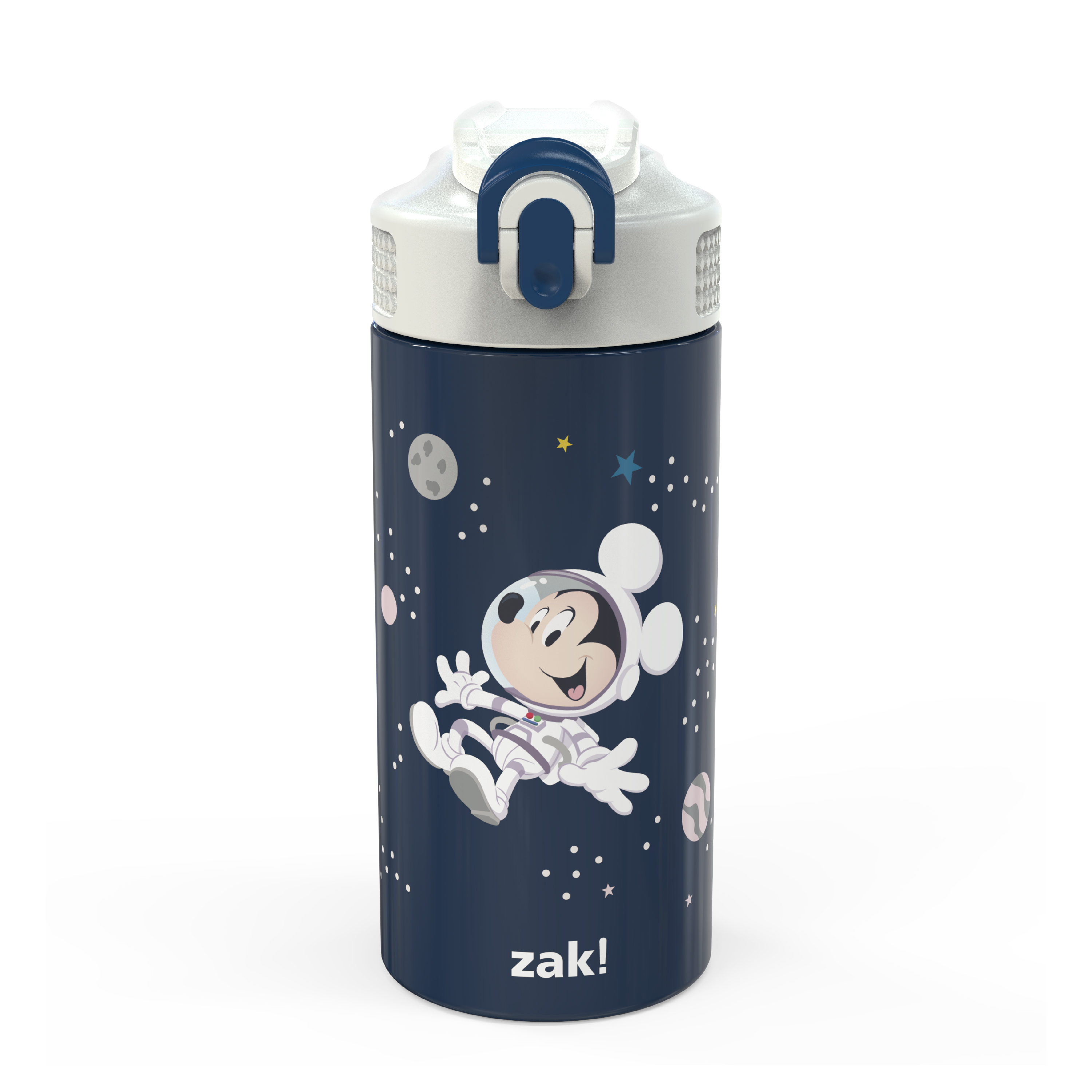 Disney 14 ounce Stainless Steel Vacuum Insulated Water Bottle, Mickey Mouse slideshow image 1