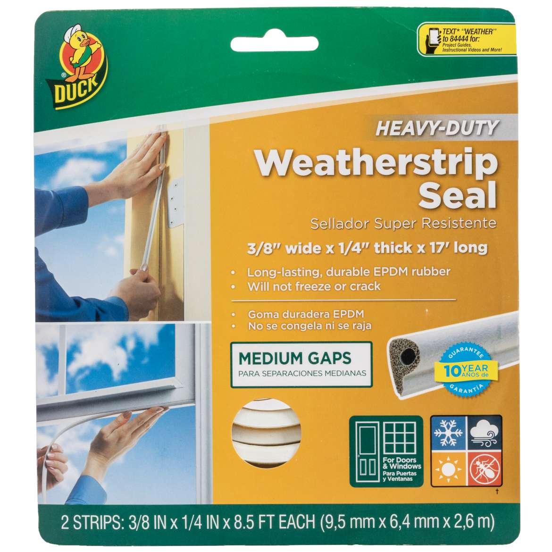 Heavy-Duty Weatherstrip Seals