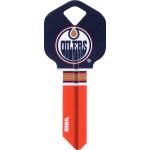 NHL Edmonton Oilers Key Blank