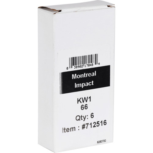 Montreal Impact Key Blank (KW1)