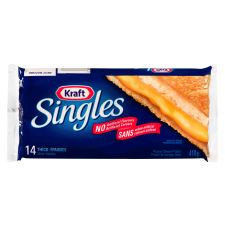 Kraft Singles Original Thick Cheese Slices