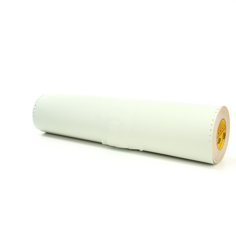 3M™ Die-Cut Sandblast Stencil 519YT, Tan, 25 in x 10 yd, 48 mil, 1 roll per case, Tractor Feed