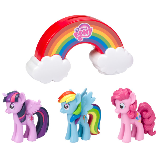 My Little Pony Over the Rainbow Signature Signature DecoSet®