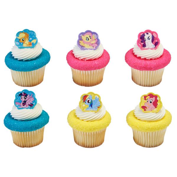 My Little Pony™ Cutie Beauty Cupcake Rings