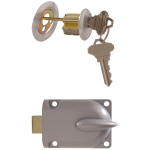 Hardware Essentials Dead Bolt & Rim Cylinder Lock