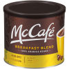 McCafe Breakfast Blend Ground Coffee, 30 oz Canister
