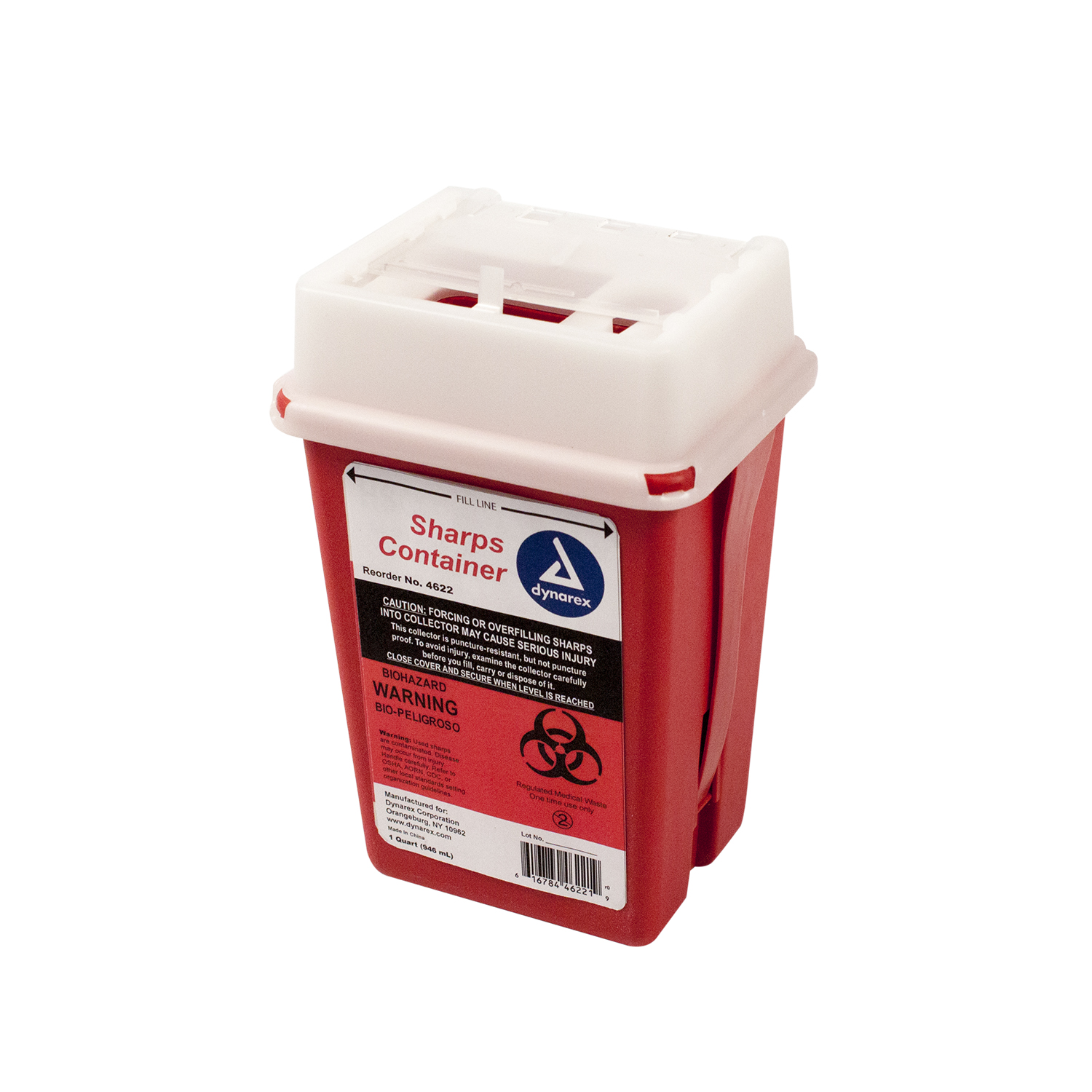 Sharps Containers -1qt.