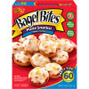 Bagel Bites Three Cheese Pizza Snacks 60 count Box