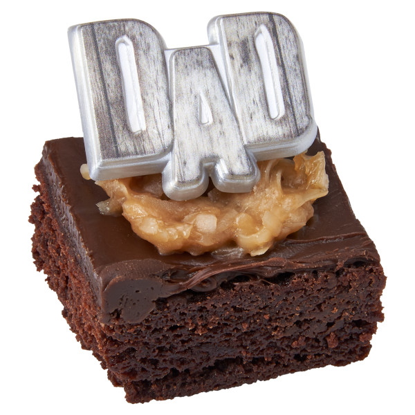 Metals Dad Cupcake Rings