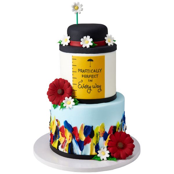 Mary Poppins In Every Way PhotoCake® Edible Image®