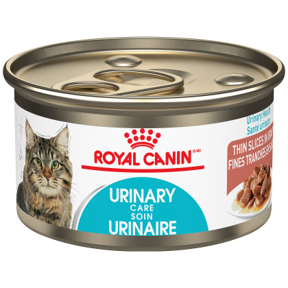 Royal Canin Feline Care Nutrition Urinary Care Thin Slices In Gravy Canned Cat Food
