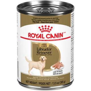 Labrador Retriever Loaf In Sauce Dog Food