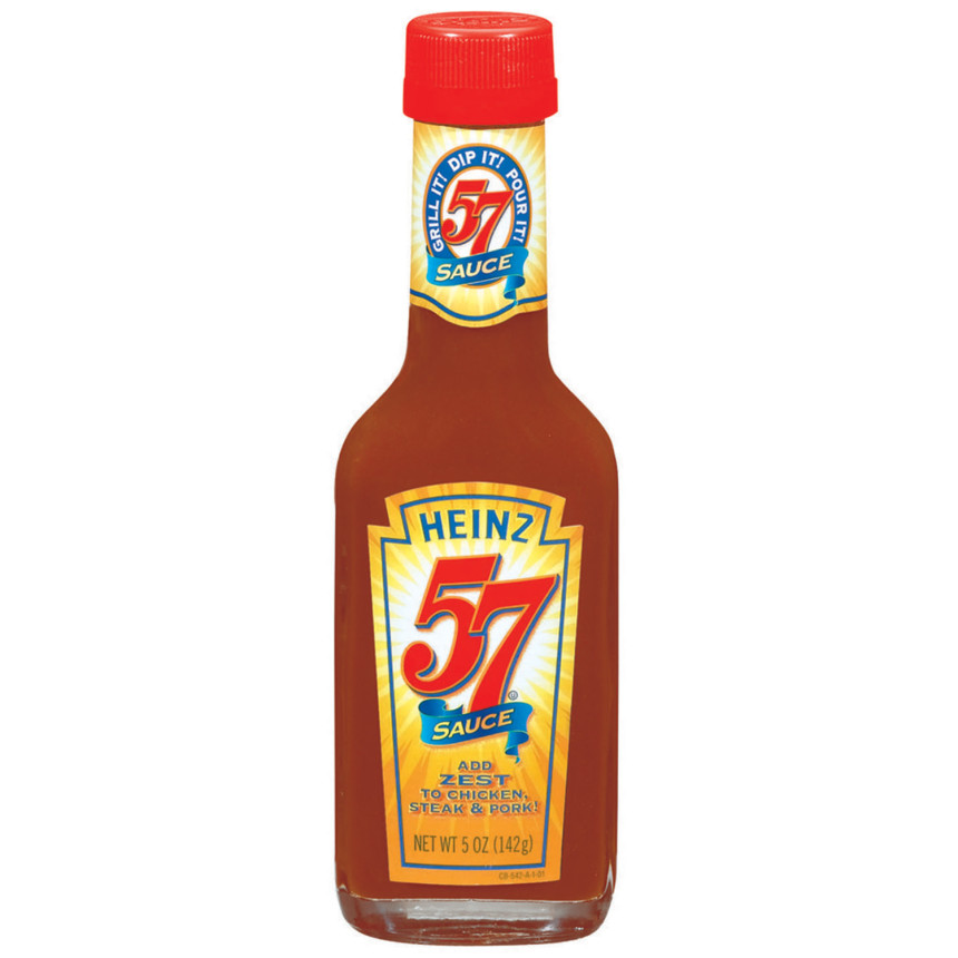 Heinz 57 Sauce, 5 oz Bottle