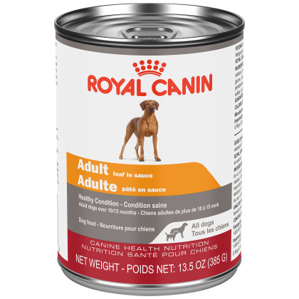 Royal Canin Canine Health Nutrition Adult Loaf Canned Dog Food