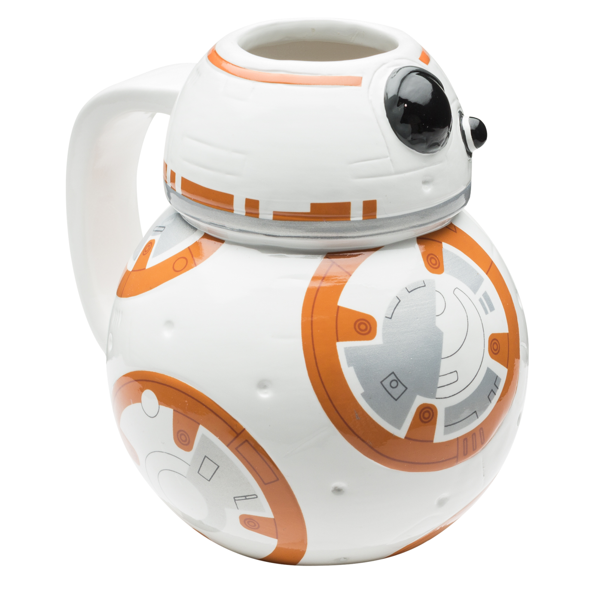Star Wars Ceramic Coffee Mug, BB-8 slideshow image 6