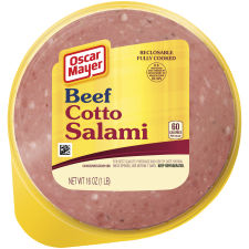 Oscar Mayer Beef Cotto Salami 16 oz