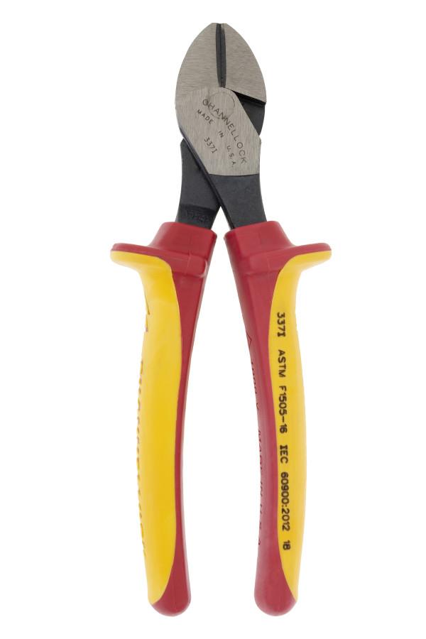 337I 7-inch XLT™ Diagonal Cutting Pliers w/ 1000V Insulated Grip