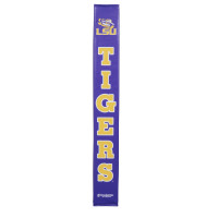 LSU Tigers Collegiate Pole Pad thumbnail 2