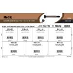 Metric Socket Shoulder Screws Assortment (M16-M20 Dia. x 1.75-2.00 Pitch)