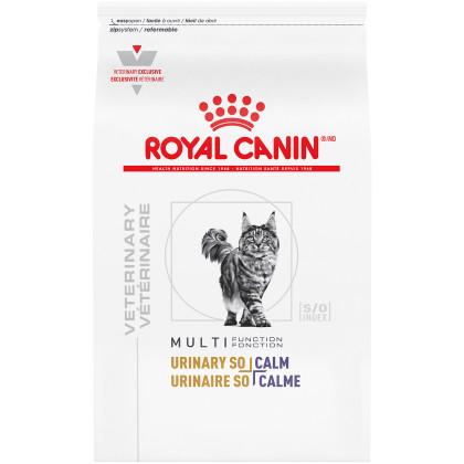 Urinary SO + Calm Dry Cat Food