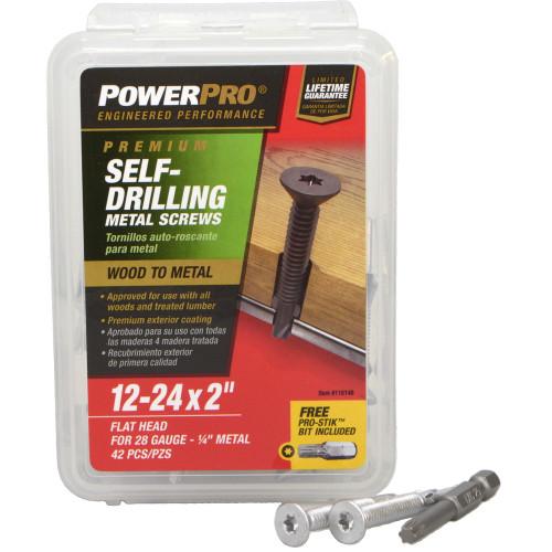 Power Pro Premium #12-24 x 2