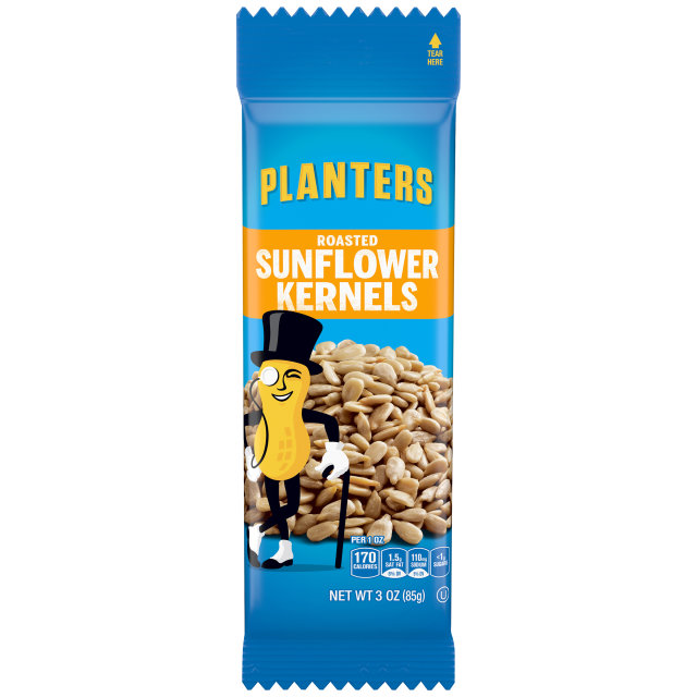 PLANTERS Sunflower Kernels 3 oz Bag image