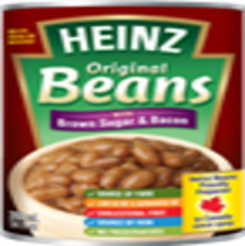 Heinz Original Beans with Brown Sugar and Bacon