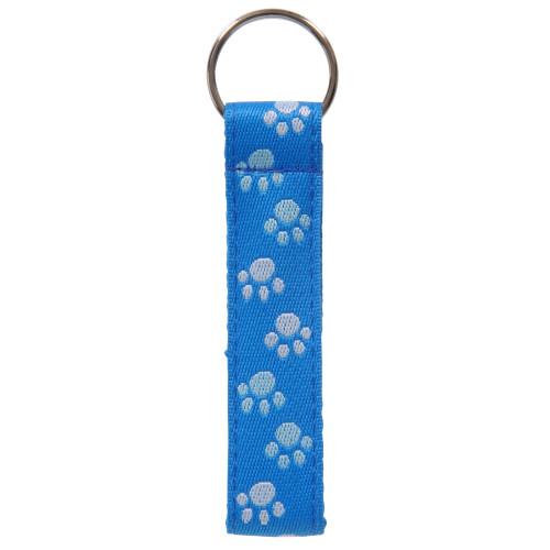 Cloth Loop Clip Strip Key Chain