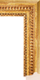 Salon 1789 Versailles Gold 2 5/16