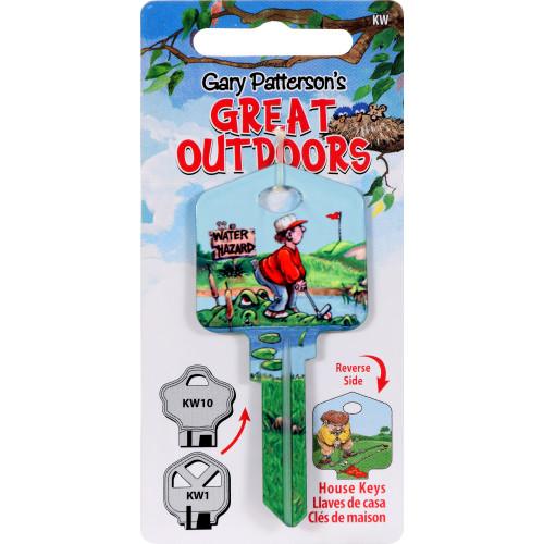 Great Outdoors Golfing Kwikset 66/97 KW1/10