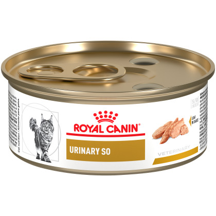 Urinary SO Loaf in Sauce Canned Cat Food