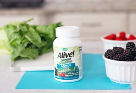 Harvested for Your Health with One Serving of Veggies and Fruits†