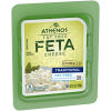 Athenos Crumbled Traditional Fat-Free Feta Cheese 3.5 oz Tub