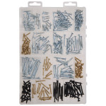 Wood Screws Assortment Multi-Finish
